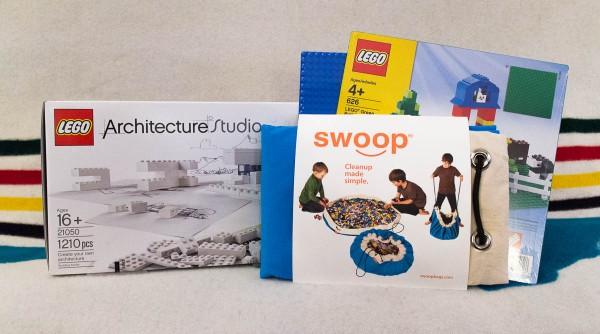 My Portable Lego Studio