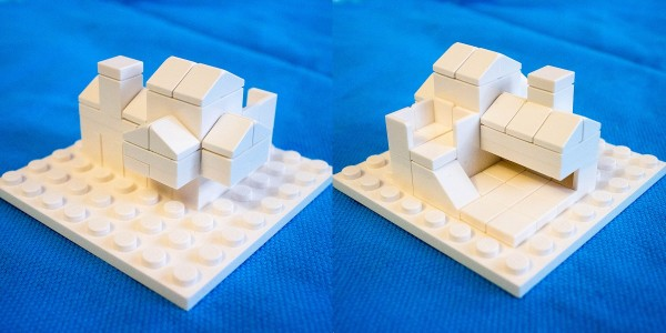 A Microscale home model that I created