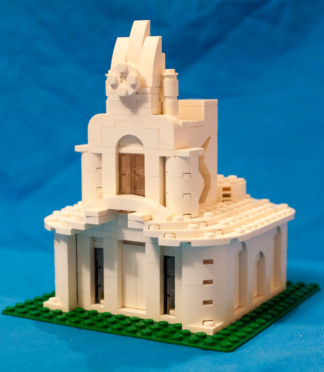 Lego Challenge 7 Build A Model In The Art Deco