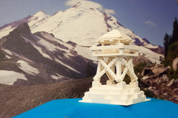 My Fire Lookout tower design