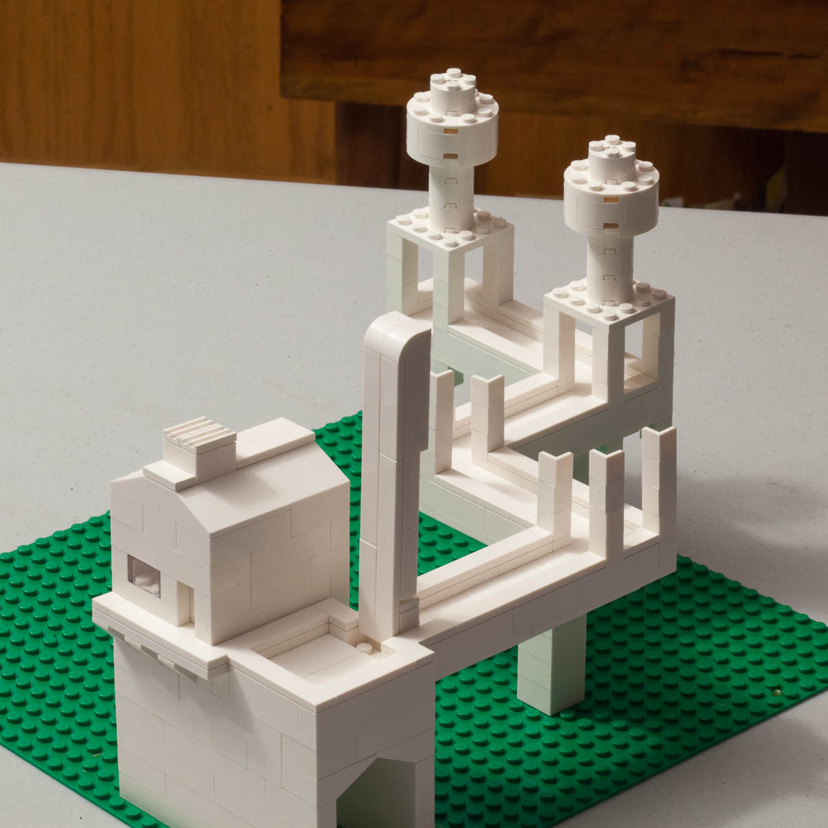 Lego Challenge #12: Build and photograph an impossible Escher model