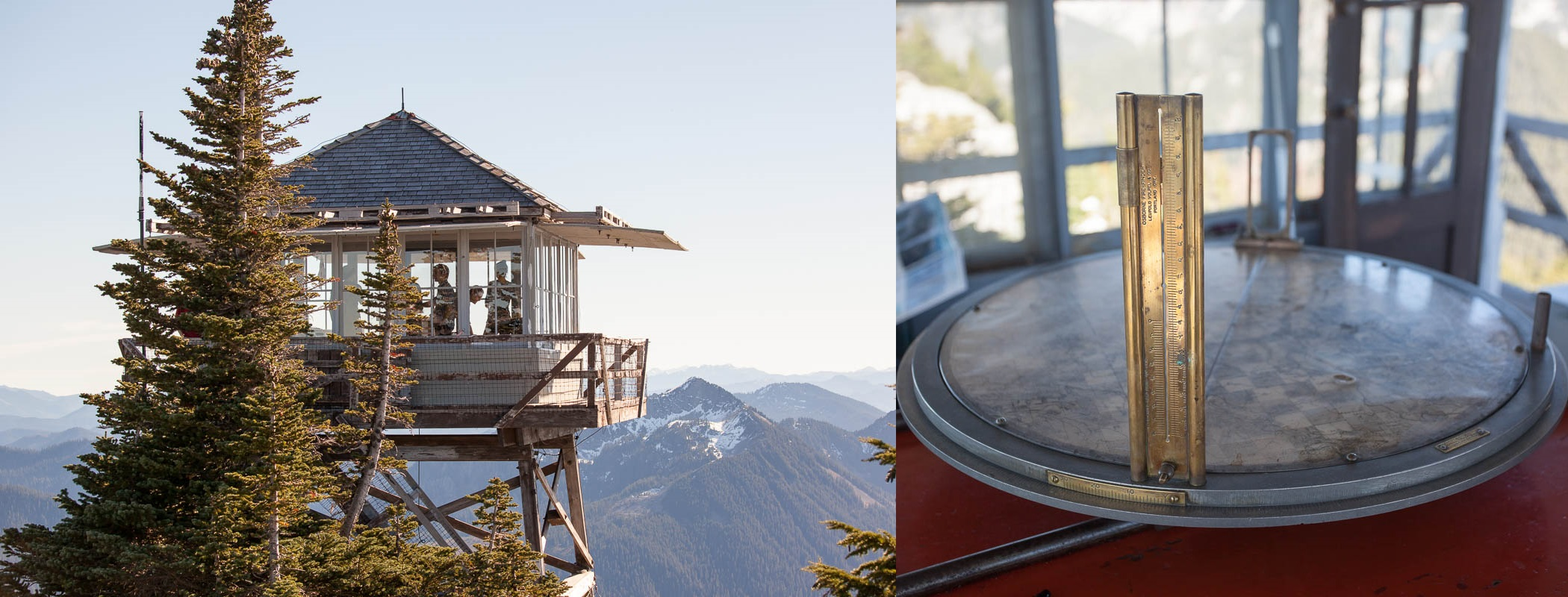 Lego challenge 9 fire lookout tower tom alphin for Fire lookout tower plans