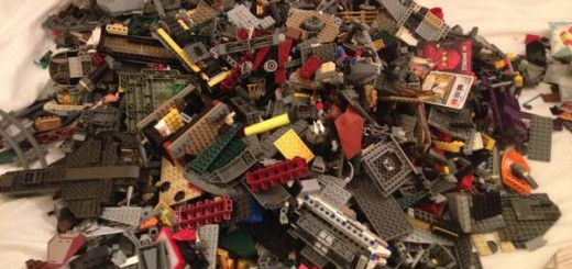 From buckets to bins: How to sort a lot of Lego – Tom Alphin