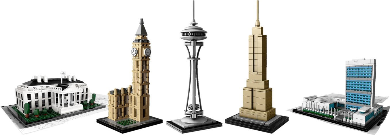 Top 5 Lego Architecture Sets Under 50 Tom Alphin