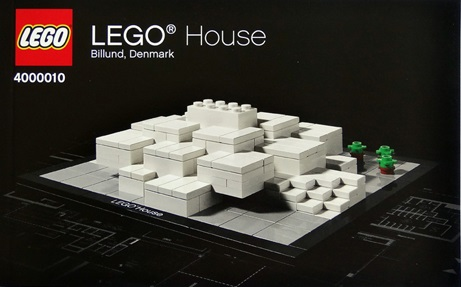 """LEGO House"" promotional set."