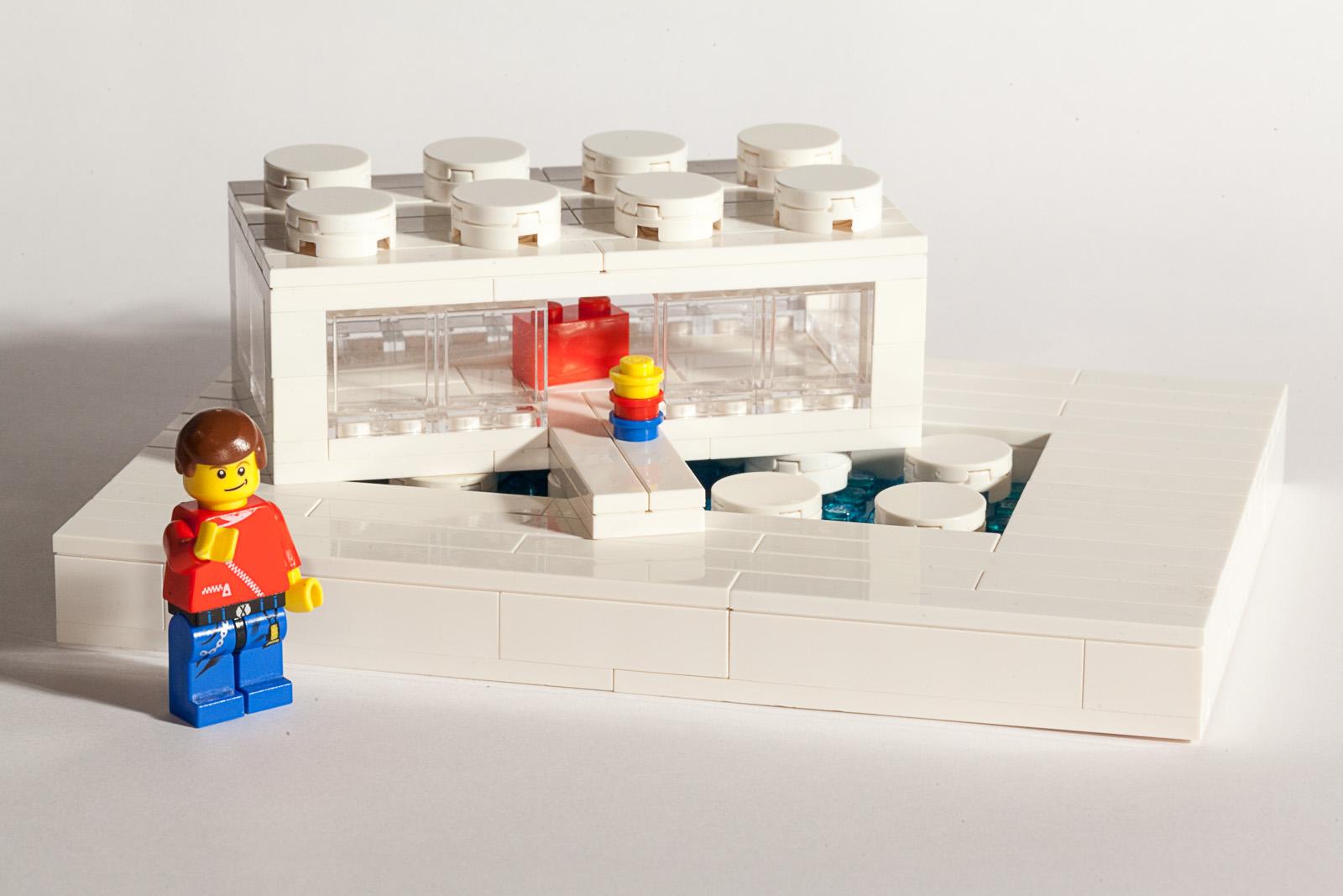 Lego Architecture Studio 30-day challenge - Tom Alphin