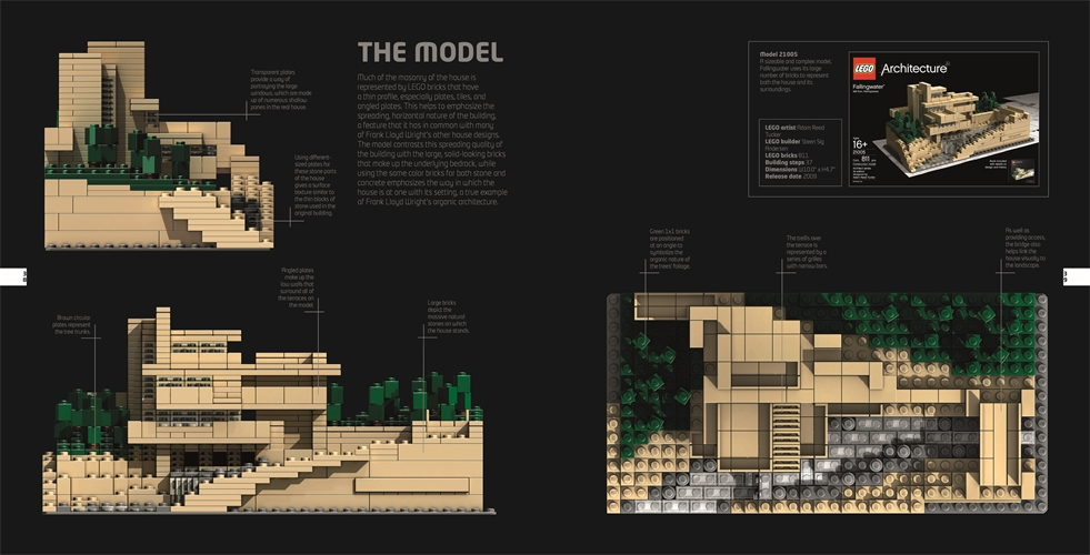 Book Review Lego Architecture The Visual Guide Tom Alphin