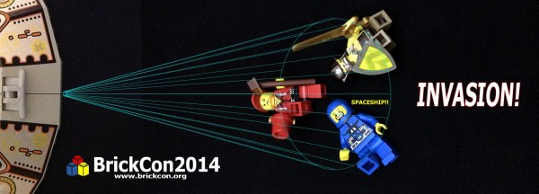 Attend BrickCon 2014!