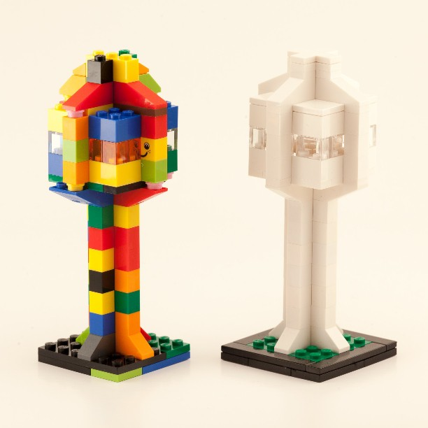 lego creative tower instructions
