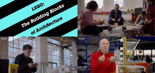 Culture Show: LEGO - Building Blocks of Architecture