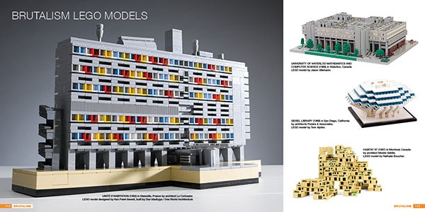 The book showcases great models created by the best LEGO builders all over the world.